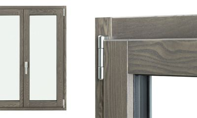 finestra legno /alluminio
